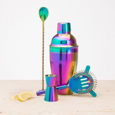 Verjaardagscadeaus voor 18 - Regenboog cocktail set