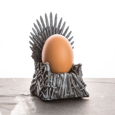 Verjaardagscadeau voor moeder - Iron Throne eierdop