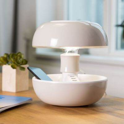 Verjaardagscadeau voor 30 - JOYO tafellamp met Bluetooth en USB