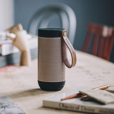 Gadgets & Techniek - aFunk 360° luidspreker met Bluetooth