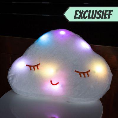 Cadeau voor kinderen - Lichtgevend wolkenkussen