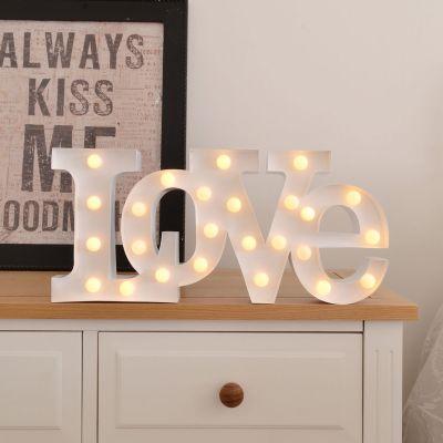 Romantisch cadeau - LED Licht - Liefde