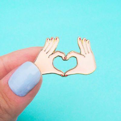 Kleding & accesoires - Liefdes pin