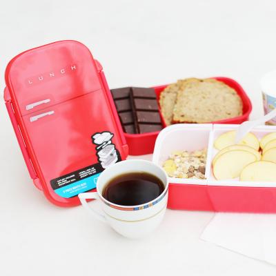 Plezier op kantoor - Broodtrommel koelkast