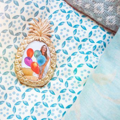 Cadeau voor mama - Ananas Fotolijst