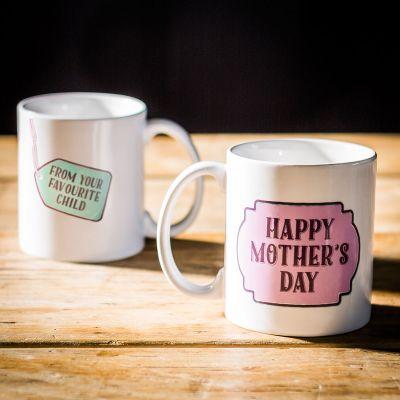 Eten & Drinken - Happy Mother's Day tas