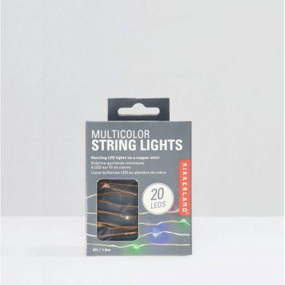 Cadeau voor mama - Multi Color lichtjesketting
