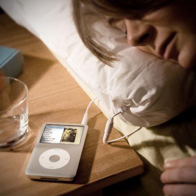 Luidsprekers & headsets - Muziekkussen