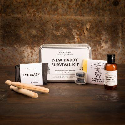 Badkamer - Overlevingsset voor nieuwe papa's