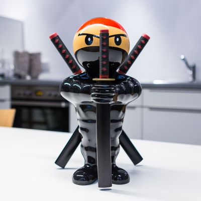 Grappige cadeaus - Ninja messenblok