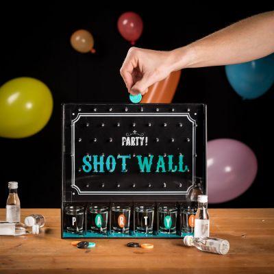 Cadeau voor broer - Shot Wall drankspel