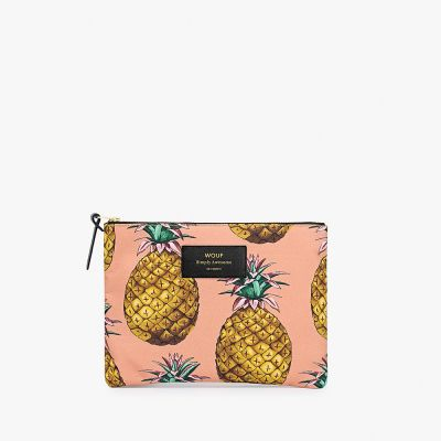 Kleding & accesoires - Fruitige ananas tas