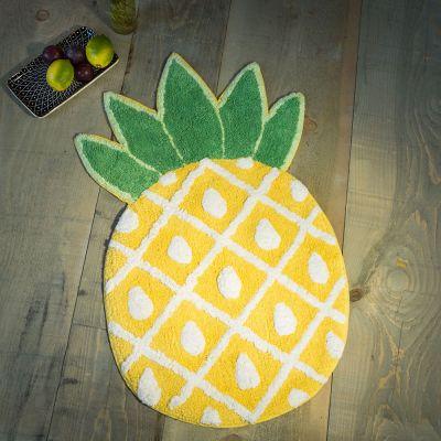 Badkamer - Ananas badkamermat