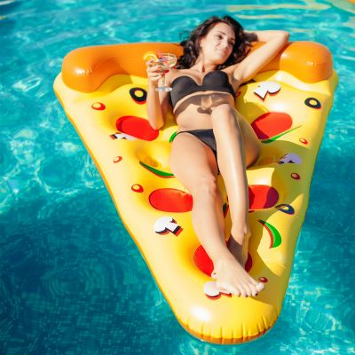 Zomer gadgets - Pizza Luchtbed