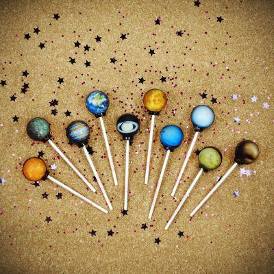 Sinterklaas cadeau - Galactische lollies