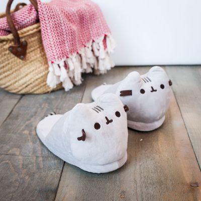 Cadeau voor kinderen - Pusheen pantoffels