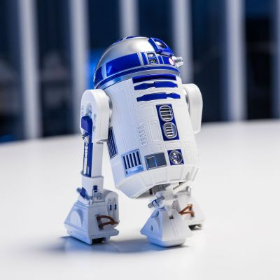 Film & Serie - Sphero app gestuurde Star Wars R2-D2 droid