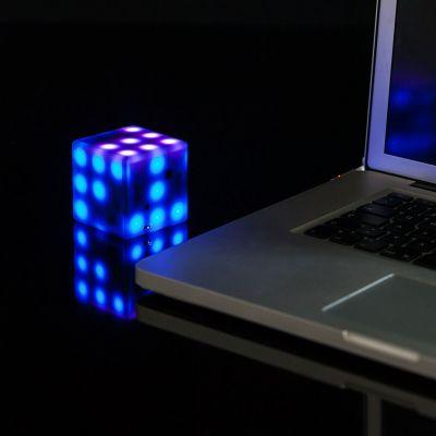 Sinterklaas cadeau - Rubik's Futurocube - de dobbelsteen van de toekomst