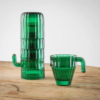 Keuken & barbeque - Saguaro cactus glazenset