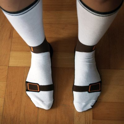 Sinterklaas cadeau - Sandaalsokken