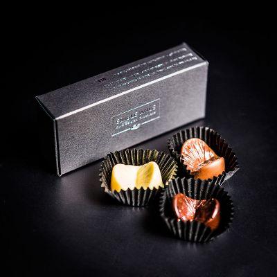 Paascadeau - Chocolade kont