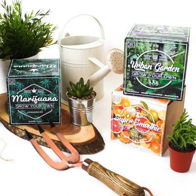 Doe het zelf - Urban Gardening set