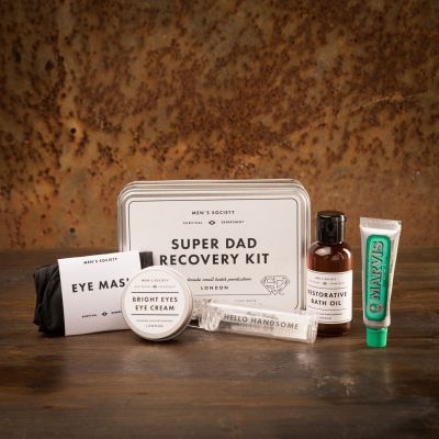 Grappige cadeaus - Super Daddy recovery set
