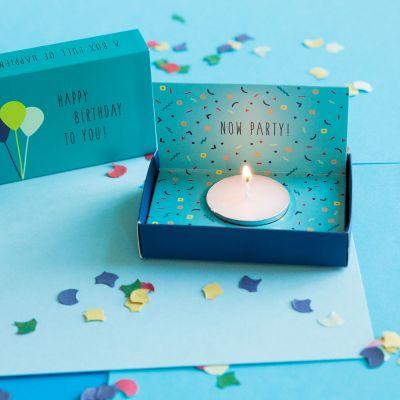 Verjaardagscadeau voor moeder - Verjaardag verrassingsbox