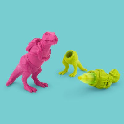 Cadeau voor kinderen - T-Rex markeerstift