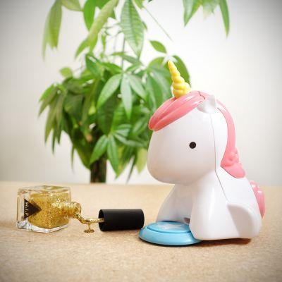Cadeau voor kinderen - Eenhoorn nagellakdroger