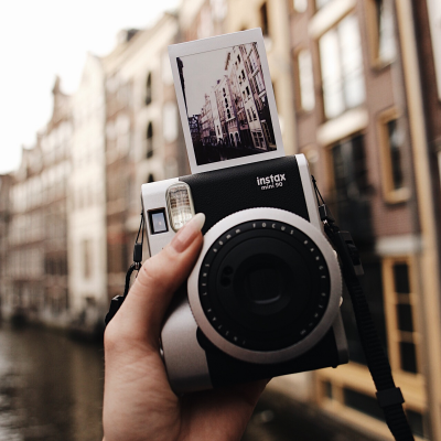 Verjaardagscadeau voor 40 - Fuji Instax Mini 90 Instant Camera's