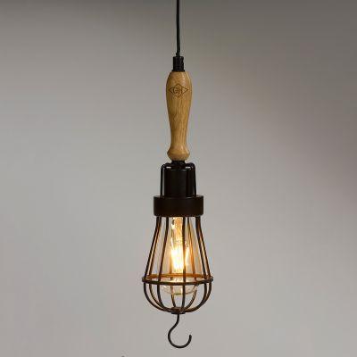 Verjaardagscadeau voor vader - Vintage LED lamp