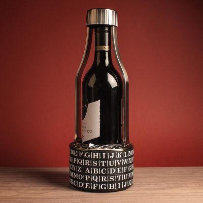 Verjaardagscadeau voor moeder - Wijn Kryptex Vino Vault