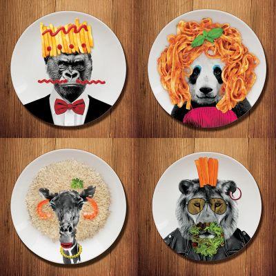 Cadeau voor koppel - Wild Dining bord
