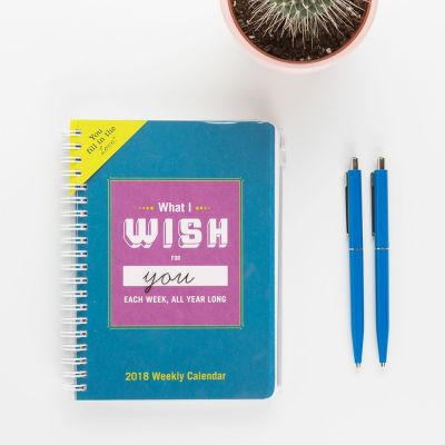 Romantisch cadeau - What I Wish For You Each Week kalender
