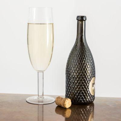 Verjaardagscadeau voor 30 - XL Champagneglas 0,75L