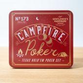 Kampvuur pokerset