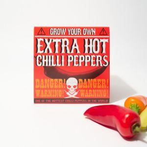Extra Hot Chili om zelf aan te bouwen