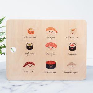 Sushi snijplank