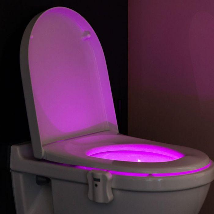 Toilet verlichting met bewegingssensor | snelle levering