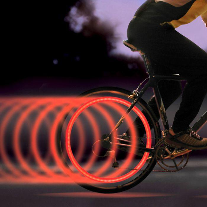 fiets spaak verlichting