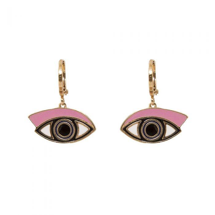 Eye See You oorbellen