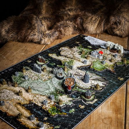 Game of Thrones 3D Puzzel