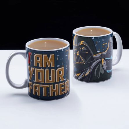 Star Wars I Am Your Father Mok