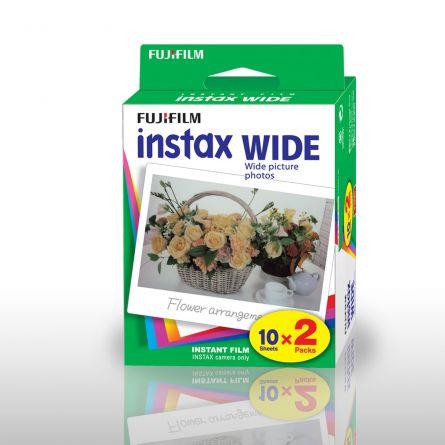 Fujifilm Instax WIDE camerafilms - set van 2