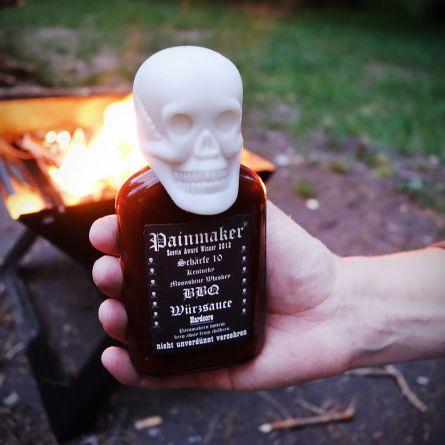 Painmaker Hardcore BBQ saus