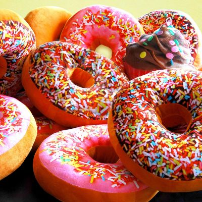 Donut Kussen