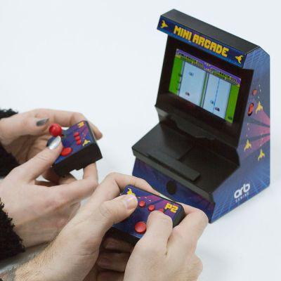 Speeltjes - Mini Arcade Console met Dual Controller