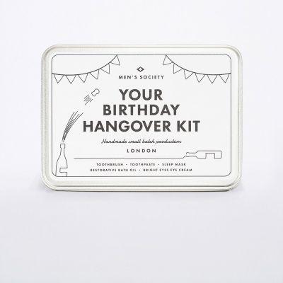 Verjaardagscadeaus voor 18 - Verjaardagskaterkit