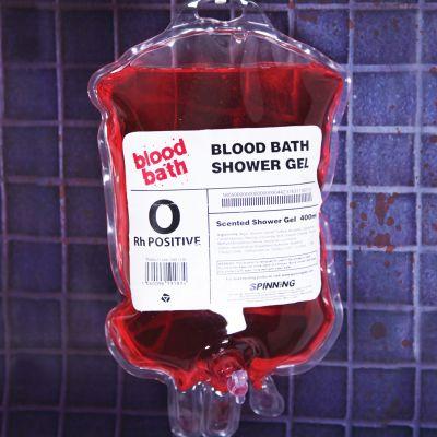 Gekke Gifts - Bloed Douchegel
